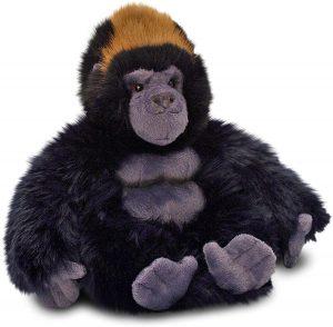 Peluche de Gorila de Keel Toys de 20 cm - Los mejores peluches de gorilas - Peluches de animales