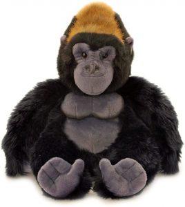 Peluche de Gorila de Keel Toys de 30 cm - Los mejores peluches de gorilas - Peluches de animales