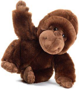 Peluche de Gorila de Plush&Company de 30 cm - Los mejores peluches de gorilas - Peluches de animales