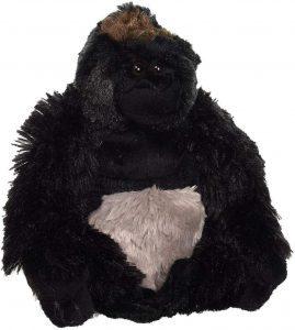 Peluche de Gorila de Wild Republic de 20 cm - Los mejores peluches de gorilas - Peluches de animales