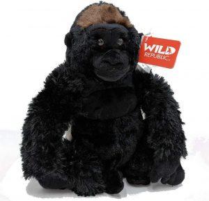 Peluche de Gorila de Wild Republic de 30 cm - Los mejores peluches de gorilas - Peluches de animales