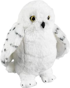 Peluche de Hedwig de Harry Potter de The Noble Collection de 30 cm - Los mejores peluches de Hedwig - Peluches de Harry Potter