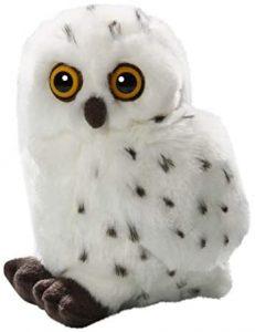 Peluche de Hedwig de lechuza de Harry Potter de Carl Dick de 20 cm - Los mejores peluches de Hedwig - Peluches de Harry Potter