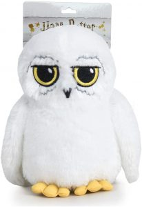 Peluche de Hedwig de lechuza de Harry Potter de Famosa Softies de 25 cm - Los mejores peluches de Hedwig - Peluches de Harry Potter