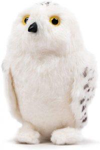 Peluche de Hedwig de lechuza de Harry Potter de Quantum Mechanix de 30 cm - Los mejores peluches de Hedwig - Peluches de Harry Potter