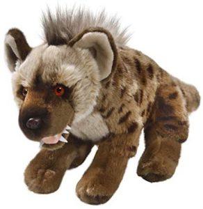 Peluche de Hiena de Carl Dick de 30 cm - Los mejores peluches de hienas - Peluches de animales