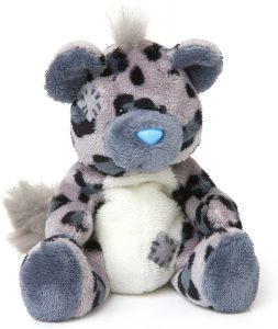 Peluche de Hiena de My Blue Nose de 10 cm - Los mejores peluches de hienas - Peluches de animales
