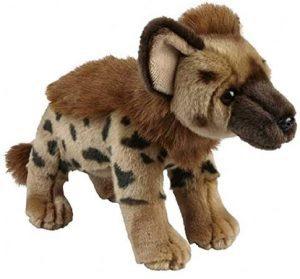 Peluche de Hiena de Ravensden de 28 cm - Los mejores peluches de hienas - Peluches de animales