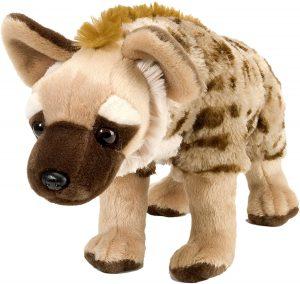 Peluche de Hiena de Wild Republic de 30 cm - Los mejores peluches de hienas - Peluches de animales