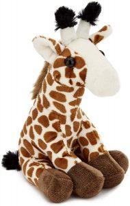 Peluche de Jirafa de Zappi - Los mejores peluches de jirafas - Peluche de animales