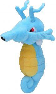 Peluche de Kingdra de Pokemon de 15 cm - Los mejores peluches de Horsea - Peluches de Pokemon