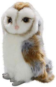 Peluche de Lechuza de Carl Dick de 18 cm - Los mejores peluches de lechuzas - Peluches de animales