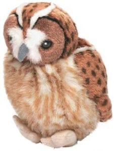 Peluche de Lechuza de Wild Republic de 15 cm - Los mejores peluches de lechuzas - Peluches de animales