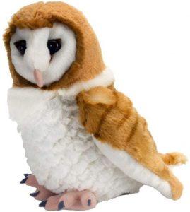 Peluche de Lechuza de Wild Republic de 30 cm - Los mejores peluches de lechuzas - Peluches de animales