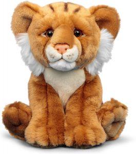 Peluche de León de Animigos de 24 cm - Los mejores peluches de leones - Peluches de animales