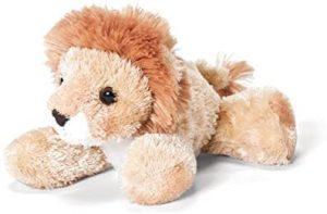 Peluche de León de Aurora Flopsie de 20 cm - Los mejores peluches de leones - Peluches de animales