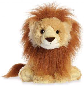 Peluche de León de Aurora de 30 cm - Los mejores peluches de leones - Peluches de animales
