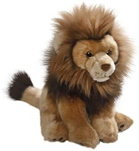 Peluche de León de Carl Dick de 30 cm - Los mejores peluches de leones - Peluches de animales