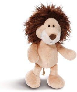 Peluche de León de Nici de 20 cm - Los mejores peluches de leones - Peluches de animales