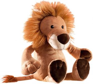 Peluche de León de Rudolph Schaffer de 20 cm - Los mejores peluches de leones - Peluches de animales