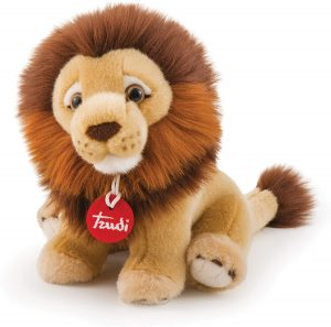 Peluche de León de Trudi de 18 cm - Los mejores peluches de leones - Peluches de animales