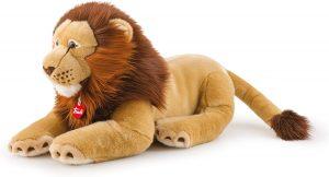 Peluche de León de Trudi de 35 cm - Los mejores peluches de leones - Peluches de animales