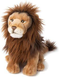 Peluche de León de WWF de 30 cm - Los mejores peluches de leones - Peluches de animales
