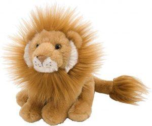 Peluche de León de Wild Republic de 20 cm - Los mejores peluches de leones - Peluches de animales