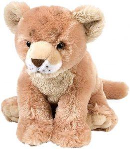 Peluche de León de Wild Republic de 30 cm - Los mejores peluches de leones - Peluches de animales