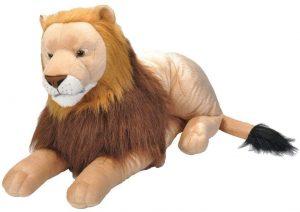 Peluche de León de Wild Republic de 76 cm - Los mejores peluches de leones - Peluches de animales