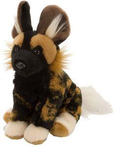 Peluche de Licaon de Wild Republic de 20 cm - Los mejores peluches de licaones - Peluches de animales