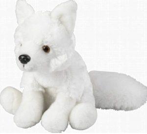 Peluche de Lobo Ártico de Ravensden de 18 cm - Los mejores peluches de lobos - Peluches de animales