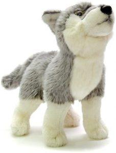 Peluche de Lobo de Anima de 20 cm - Los mejores peluches de lobos - Peluches de animales