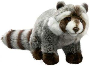 Peluche de Mapache de Carl Dick de 37 cm - Los mejores peluches de mapaches - Peluches de animales