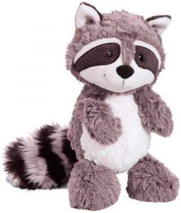 Peluche de Mapache de DierCosy de 25 cm - Los mejores peluches de mapaches - Peluches de animales