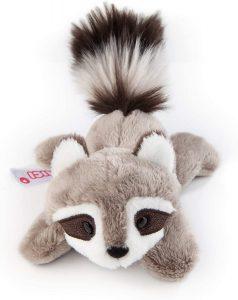 Peluche de Mapache de NICI de 12 cm - Los mejores peluches de mapaches - Peluches de animales