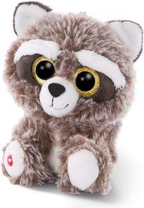 Peluche de Mapache de NICI de 15 cm - Los mejores peluches de mapaches - Peluches de animales