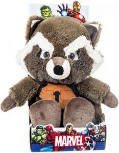 Peluche de Mapache de Rocket Racoon de 25 cm - Los mejores peluches de mapaches - Peluches de animales