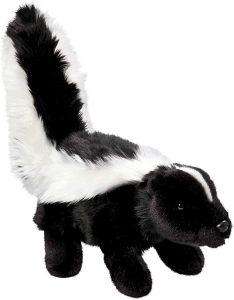 Peluche de Mofeta de Carl Dick de 18 cm - Los mejores peluches de mofetas - Peluches de animales