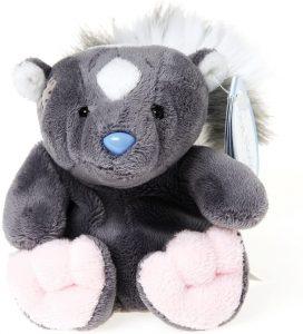 Peluche de Mofeta de My Blue Nose Friends de 10 cm - Los mejores peluches de mofetas - Peluches de animales