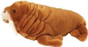Peluche de Morsa de Cuddlekins de 30 cm - Los mejores peluches de morsas - Peluches de animales