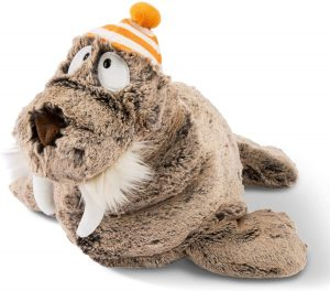 Peluche de Morsa de NICI de 35 cm - Los mejores peluches de morsas - Peluches de animales