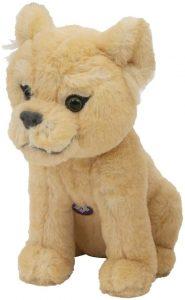 Peluche de Nala Live Action del Rey león de Disney de 20 cm - Los mejores peluches del Rey León - Peluches de Disney