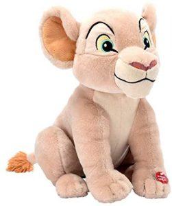 Peluche de Nala del Rey león de Disney de 20 cm - Los mejores peluches del Rey León - Peluches de Disney