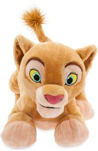 Peluche de Nala del Rey león de Disney de 41 cm - Los mejores peluches del Rey León - Peluches de Disney