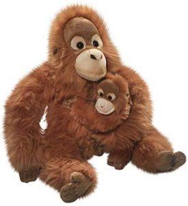 Peluche de Orangután de Carl Dick de 28 cm - Los mejores peluches de orangutanes - Peluches de animales