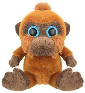 Peluche de Orangután de Wild Planet de 15 cm - Los mejores peluches de orangutanes - Peluches de animales