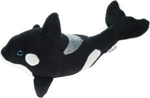 Peluche de Orca de Fiesta de 40 cm - Los mejores peluches de orcas - Peluches de animales