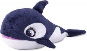 Peluche de Orca de IMC de Connie de 30 cm - Los mejores peluches de orcas - Peluches de animales