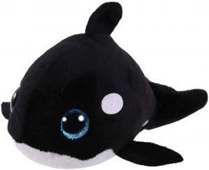 Peluche de Orca de Ty de 10 cm - Los mejores peluches de orcas - Peluches de animales